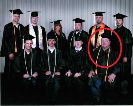 copy21_Clarke's ITT Tech Graduation Photo - September 2011 Pointed Out JPG